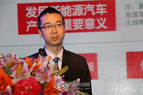中科招商朱保华:中国新能源汽车市场投资分析