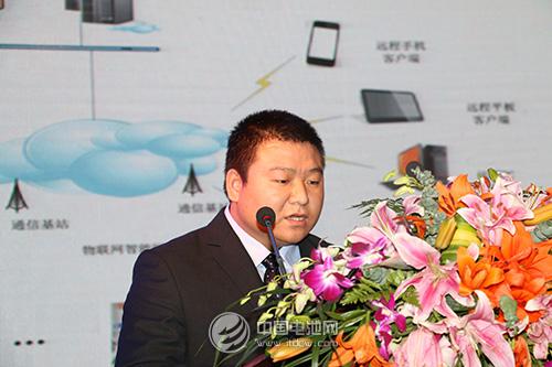 广东三木帅家雄:电池行业现代物联网实验室构造