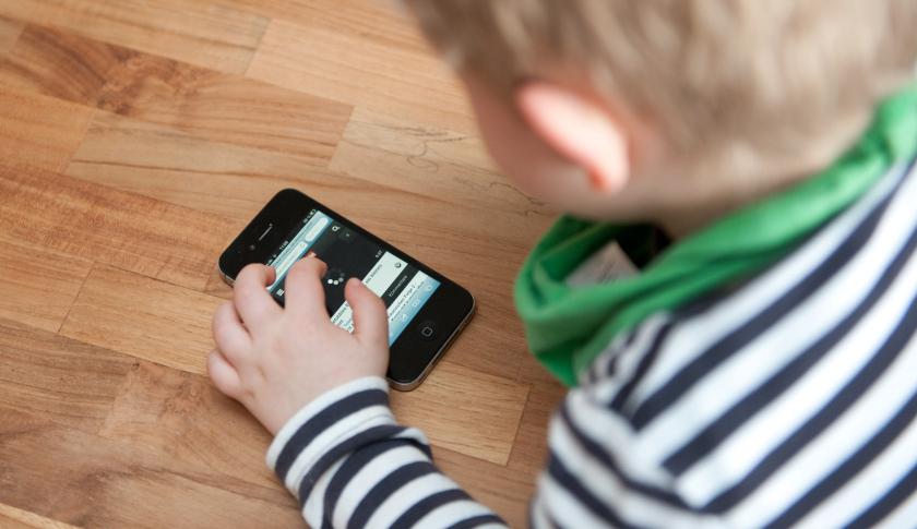 """全球即将进入""""6岁以上每人一部手机""""的时代"""