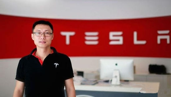 特斯拉中国总经理朱晓彤:坚持发展纯电动汽车
