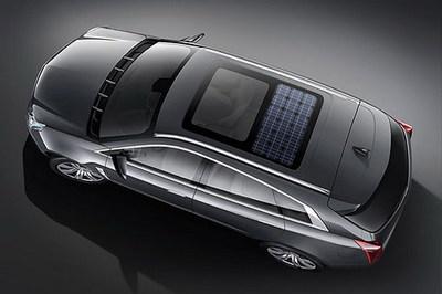 太阳能电池汽车