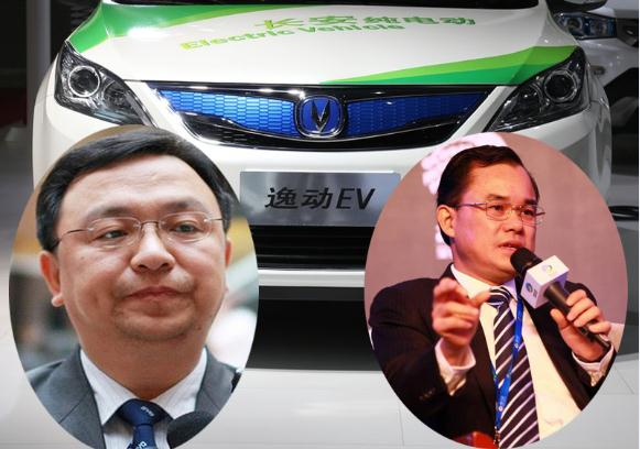 """长安朱荣华""""挥师""""新能源车 比亚迪王传福面对挑战如何接招?"""