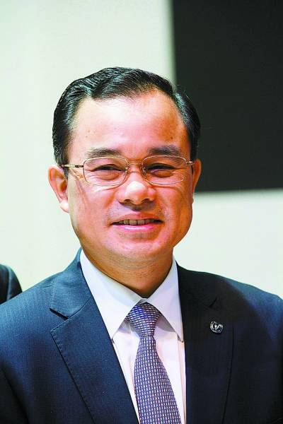 长安汽车总裁朱华荣:发展新能源不能把补贴当战略