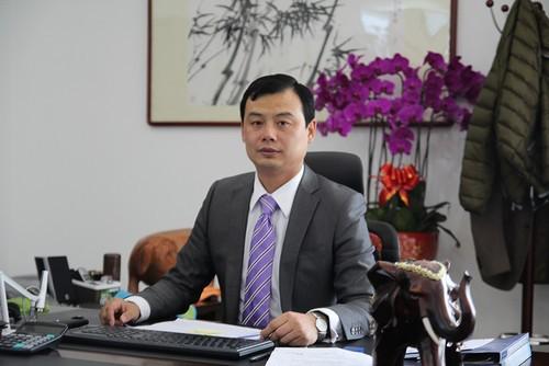 飞毛腿电池有限公司总经理  张浩