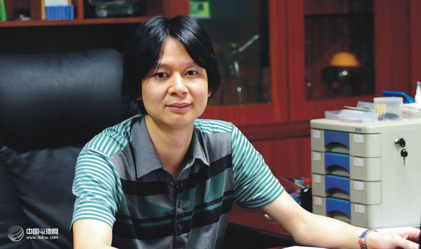 曾金辉,迪比科集团董事长