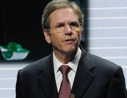 大众汽车集团中国区总裁兼CEO 海兹曼