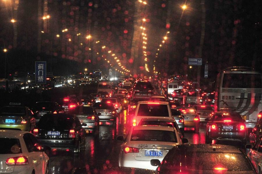 北京交通拥堵费_北京市将制定交通拥堵费 减免新能源车停车费