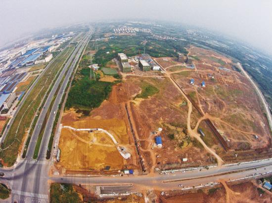 投资8.13亿 金华建新能源车产业园