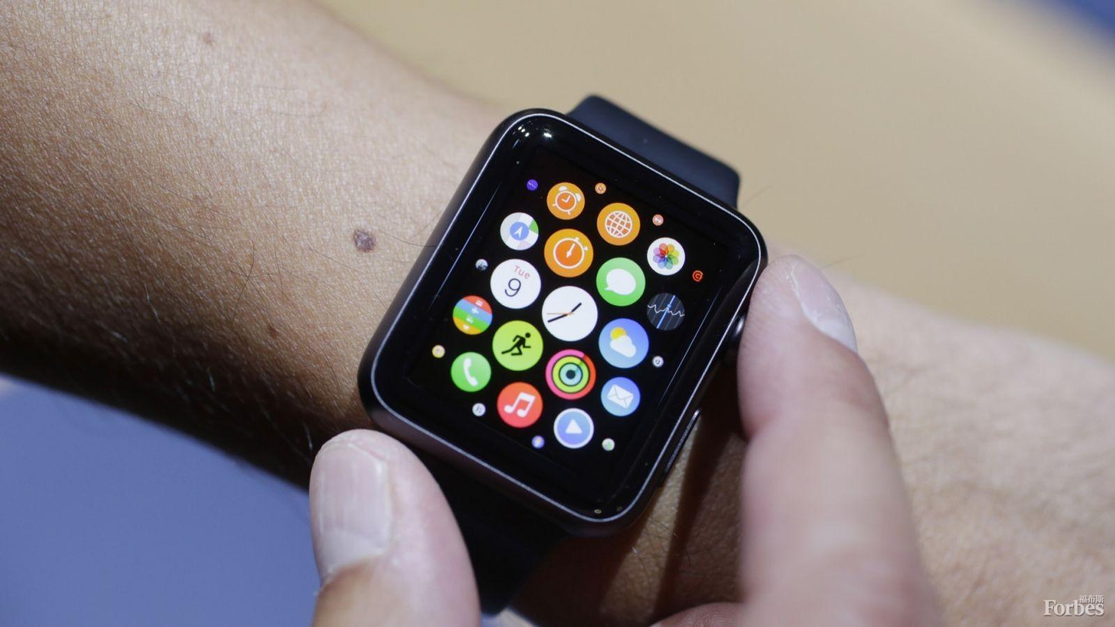 苹果 Watch运动版制造成本仅为83.70美元