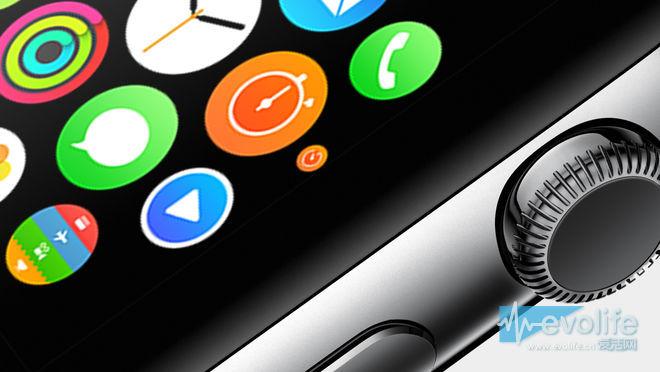 苹果表卖得越多对我们越有利 豪雅智能手表11月份就来
