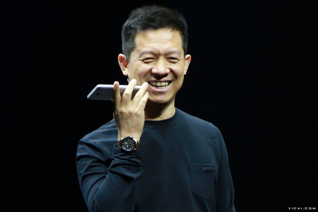 乐视CEO贾跃亭:超级手机让果粉放弃苹果