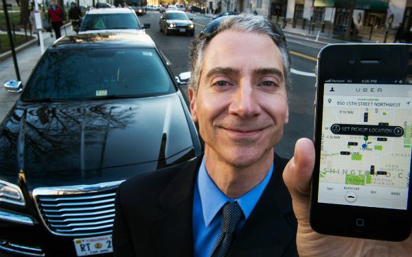 Uber 创始人