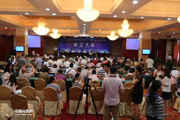 """中国电池网出席国家储能产业联盟大会 锂电""""达沃斯""""受关注"""