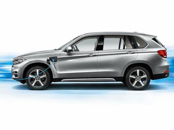 宝马计划推纯电动SUV车型 竞争Model X