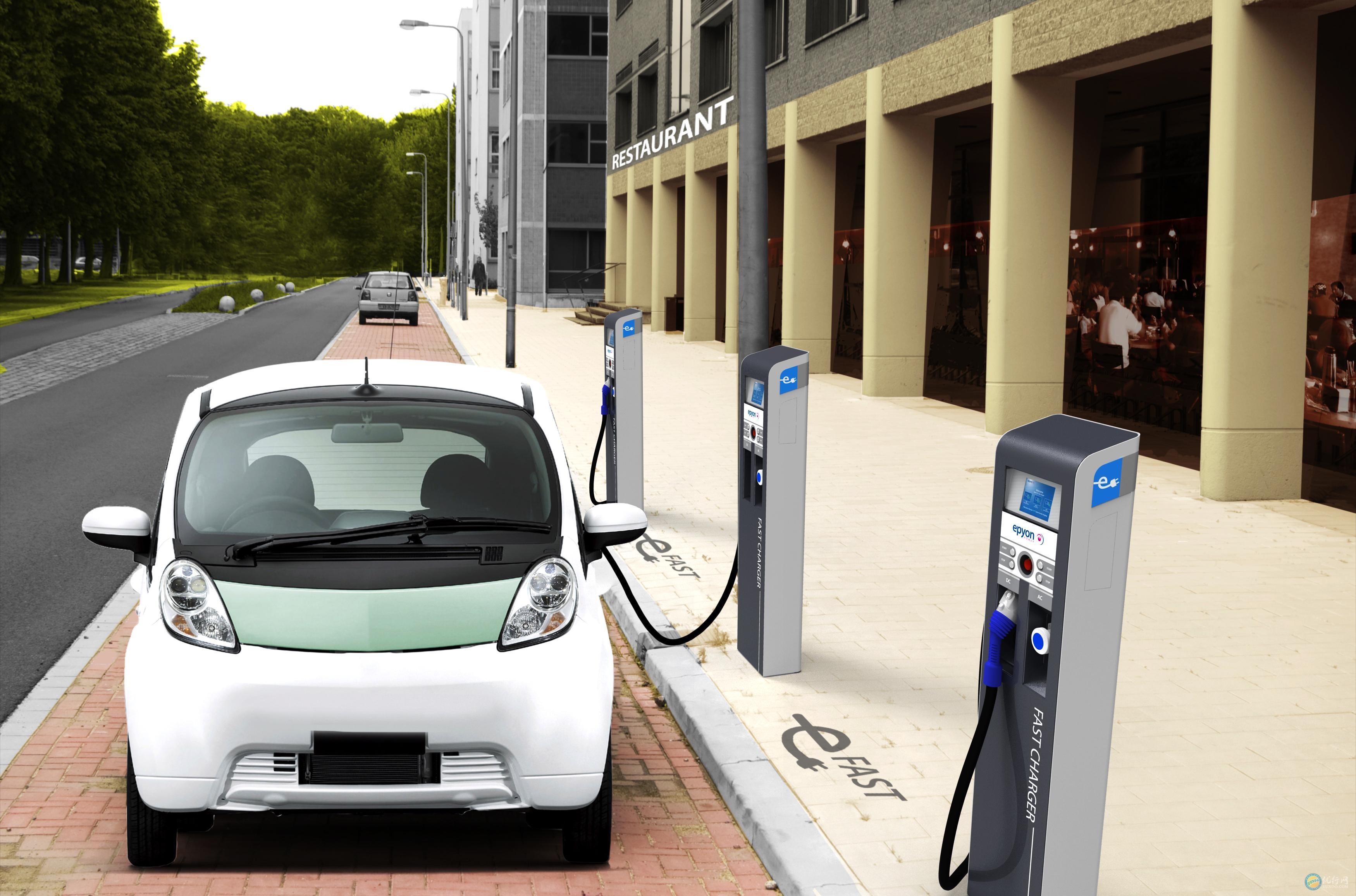新能源车充电标准8月上报 消费者成市场制定者