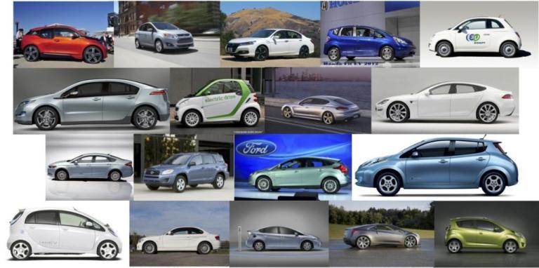 美国6月电动汽车销量普降 较去年同期下滑12%