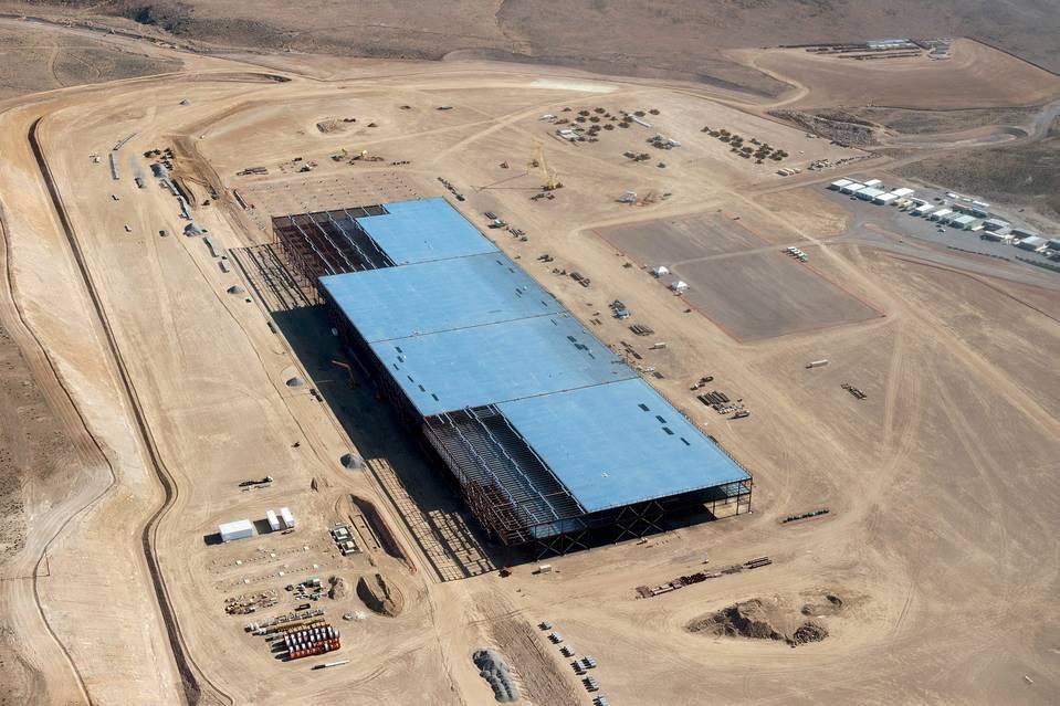 特斯拉再购2000英亩土地 超级电池工厂用地增两倍