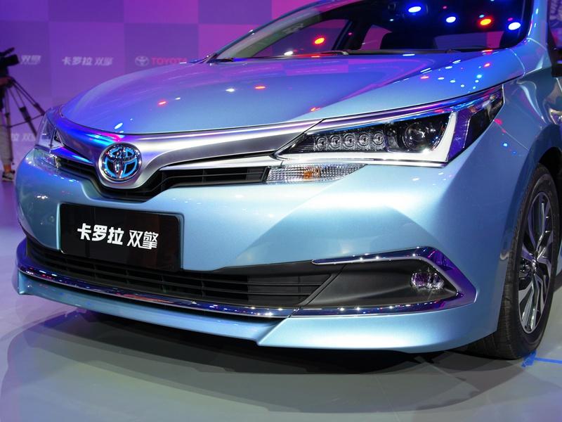 丰田油电混合双擎动力车型全球累计销量800万辆