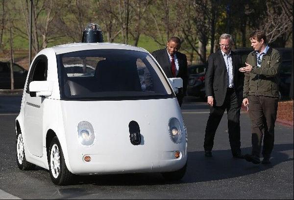 谨慎驾驶技术:当谷歌无人驾驶汽车遇上自行车