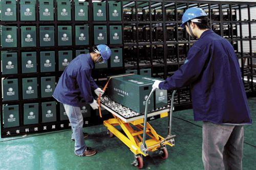 世界首个电动汽车电池更换系统国际标准获IEC通过