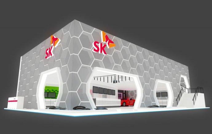 探访韩国SK集团瑞山动力电池生产工厂 去年产量约1.1GWh
