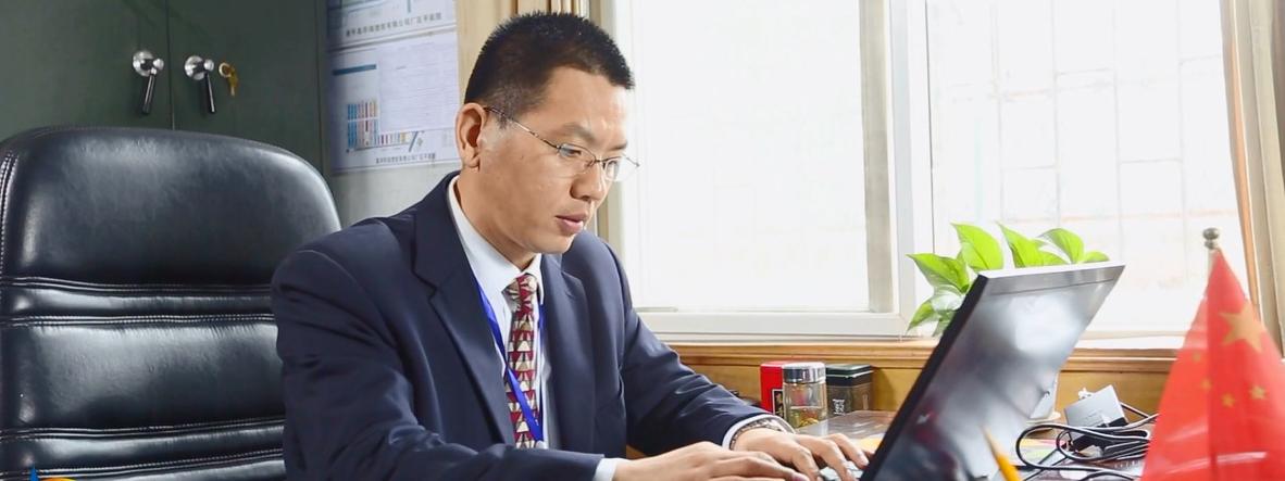 武汉惠强新能源材料科技有限公司董事长、总经理 王红兵