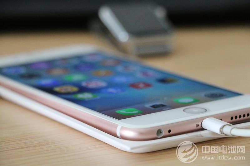 苹果iPhone 6s/plus玫瑰金最受欢迎 订单量高达40%