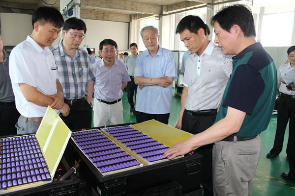 工信部公示首批符合条件的10家企业36款动力电池