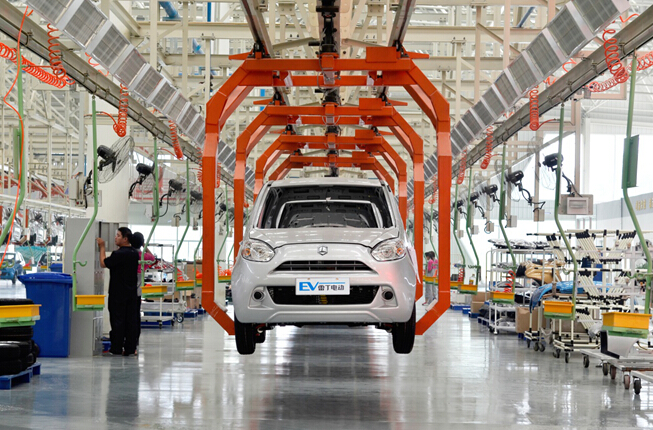 新老车企觊觎电动车生产资质 产业资本密集涌入