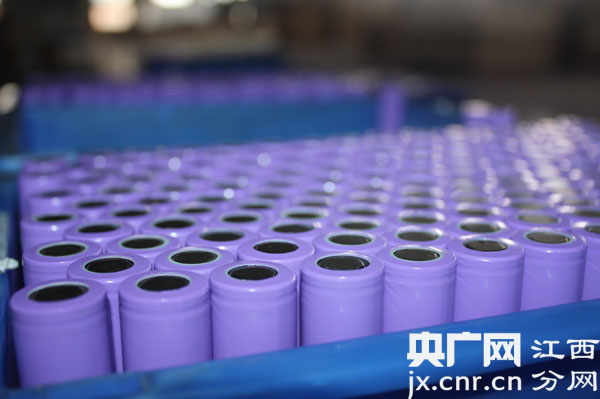 福斯特新能源集团生产的18650圆柱锂离子电池