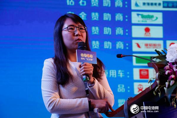 李岱昕:2015年储能市场发展及锂离子电池应用状况分析