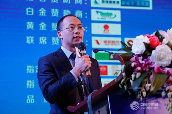 深圳市雄韬电源科技股份有限公司EV解决方案事业部副总经理杨波