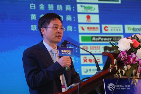 比亚迪商用车销售事业部总经理王杰