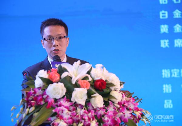 中国汽车技术研究中心新能源车与动力电池主任任美林