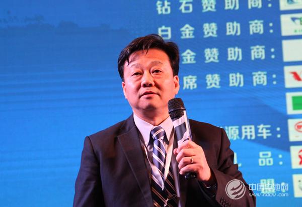 沃尔沃汽车中国研发公司总裁、中国-瑞典交通安全研究中心理事长沈峰
