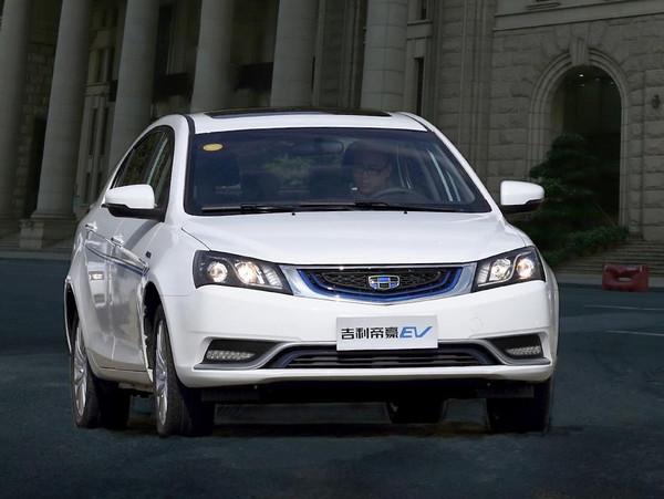 浙江吉利控股集团有限公司(以下简称吉利)的新能源汽车版图上又落高清图片