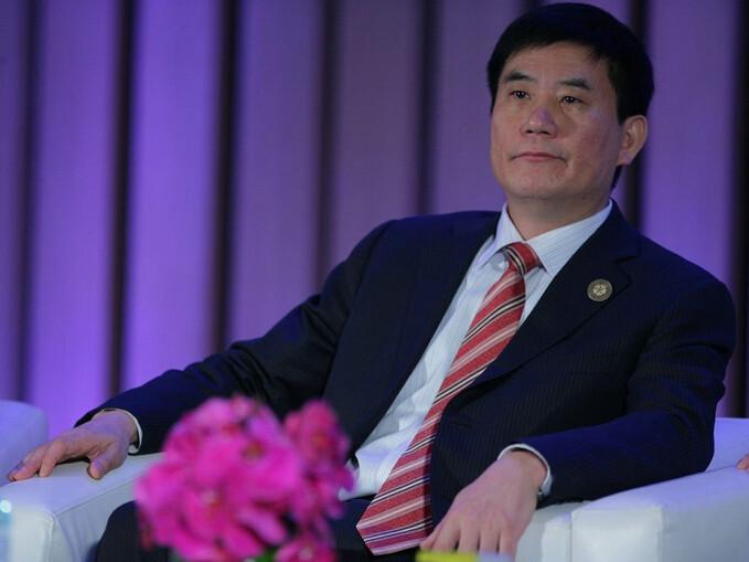 众泰控股集团有限公司董事长——吴建中