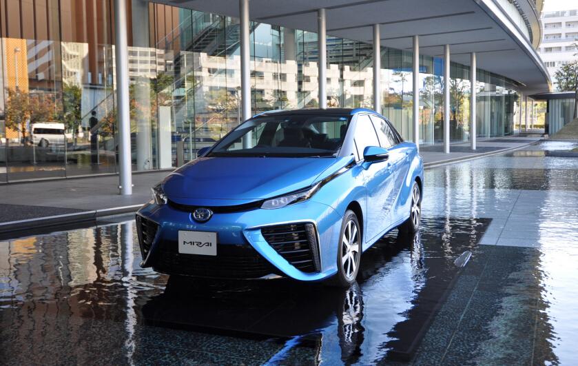 日本启动新一轮措施持续推动燃料电池汽车发展