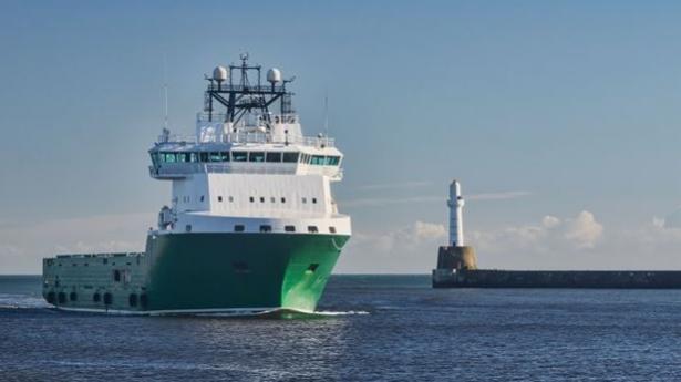 帅福得:锂电池储能系统用于ABB新型混合动力铺缆船