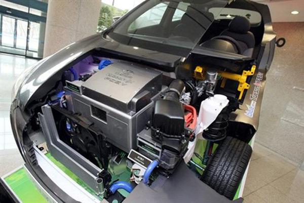 日本启动新一轮措施 助燃料电池汽车发展
