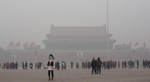 空气污染红色预警火了谁纯电动车销量超速增长
