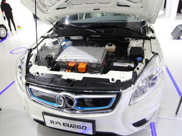 中国将成全球最大新能源汽车市场 北京应用规模居首位