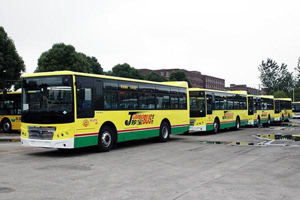 乌鲁木齐市将在五年内推广500辆新能源公交车