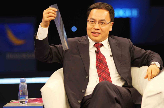 李河君年末甩卖汉能 0.5折场外减持25亿股