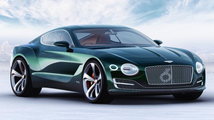 宾利汽车宣布涉足电动汽车  主打豪华产品市场