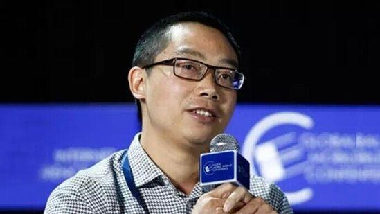 阿里巴巴集团副总裁邱昌恒