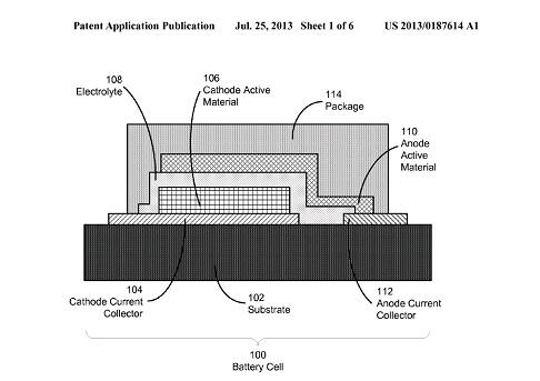 苹果专利全固态电池 Apple Watch实用性很高