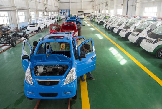 乌鲁木齐电动汽车或达12万辆