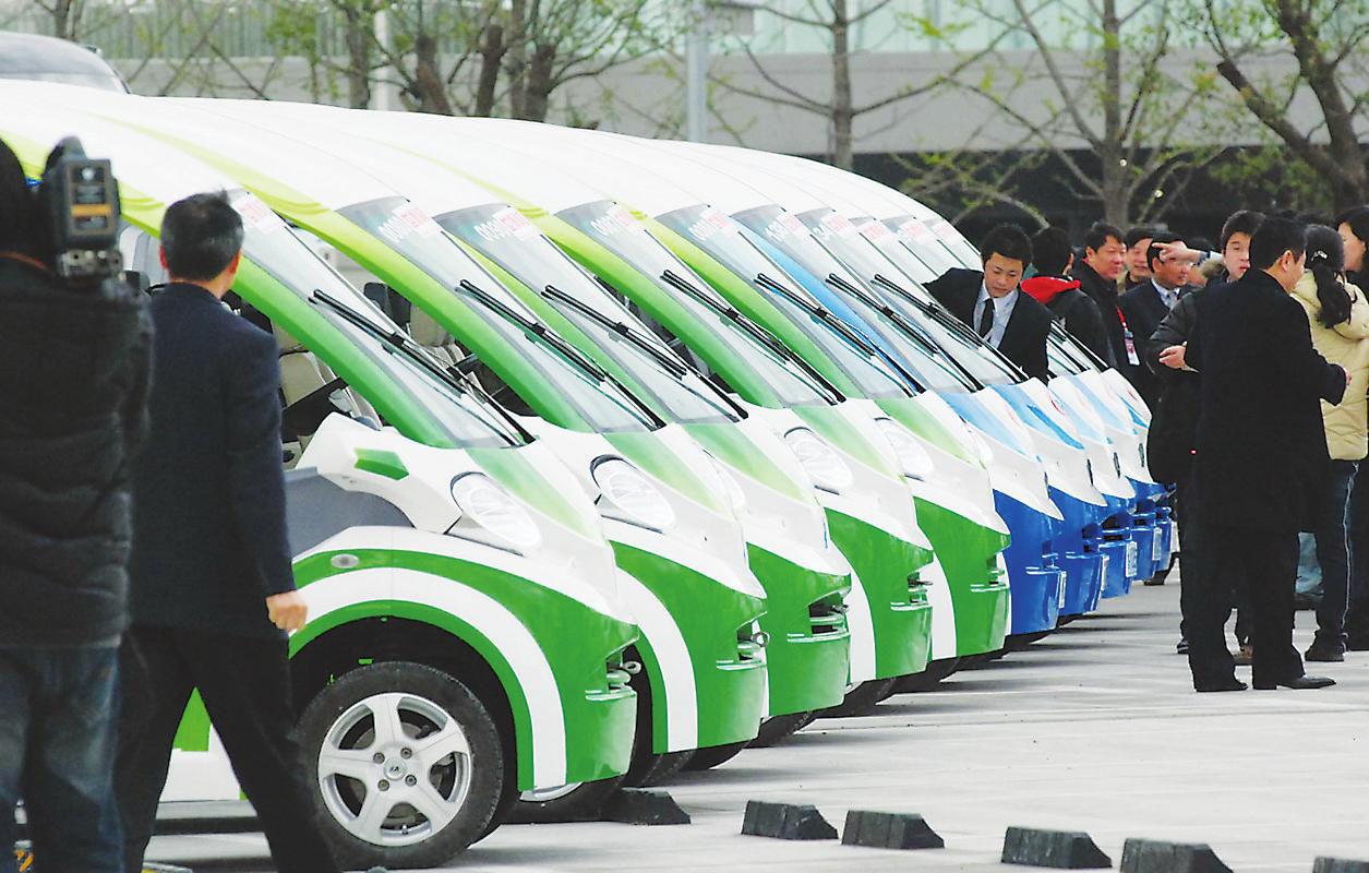 """新能源汽车扶持政策中的""""县官与现管"""""""