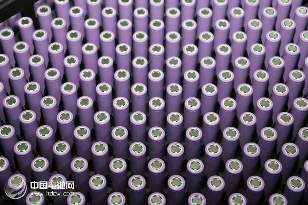 18650 比克圆形锂电池